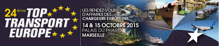 Salon Top Transport à Marseille 14 et 15 octobre 2015